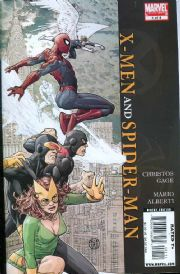X-Men And Spider-man Comics